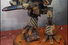 Mechanicum Warhound titan