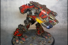 rChaos Warhound titan