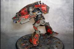 Chaos Warhound titan