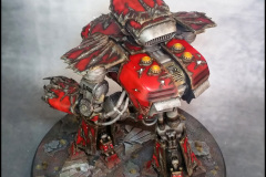 Chaos Reaver titan
