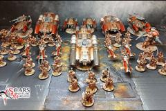 Custodes army