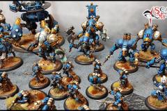 Cygnar army