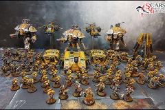 Imperial Fists Tabletop
