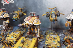 Imperial Fists army
