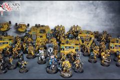 Imperial Fists Tabletop PLUS