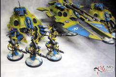 Iyanden Eldar army