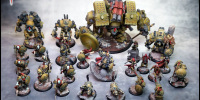 Khador Warmachine Tabletop PLUS