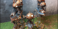Kharadron Overlords Tabletop PLUS