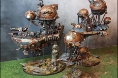 Kharadron Overlords army