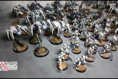 Necrons army