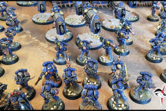 Night lords army