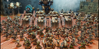 Nurgle Mechanicum Tabletop PLUS