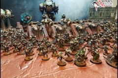 Nurgle themed Mechanicum army