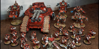 Thousand Sons Tabletop PLUS