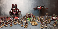 Thousand Sons Tabletop