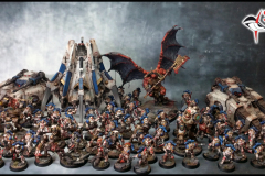 30k World Eaters army